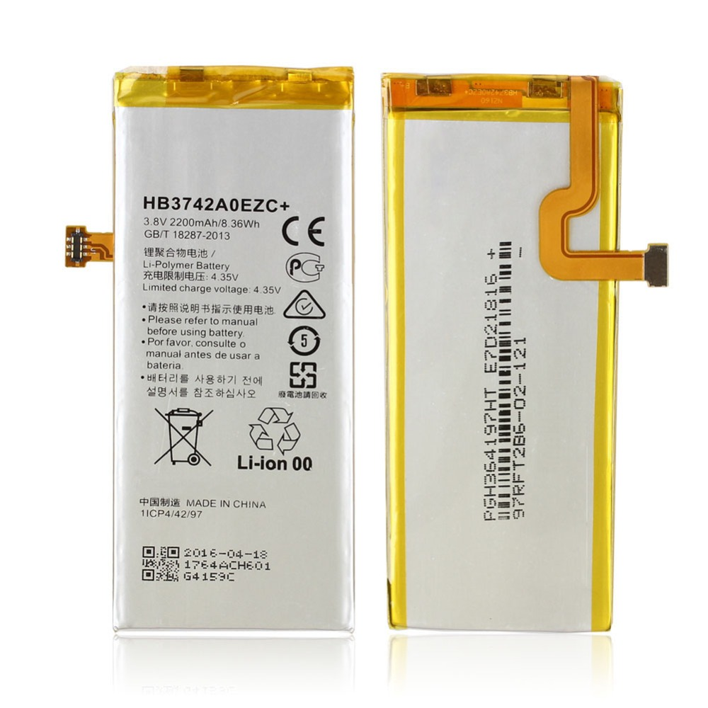 Replacement Battery P8-Lite Huawei HB3742A0EZC 2200mah For High-Quality Huawei/Ascend/P8-lite/..