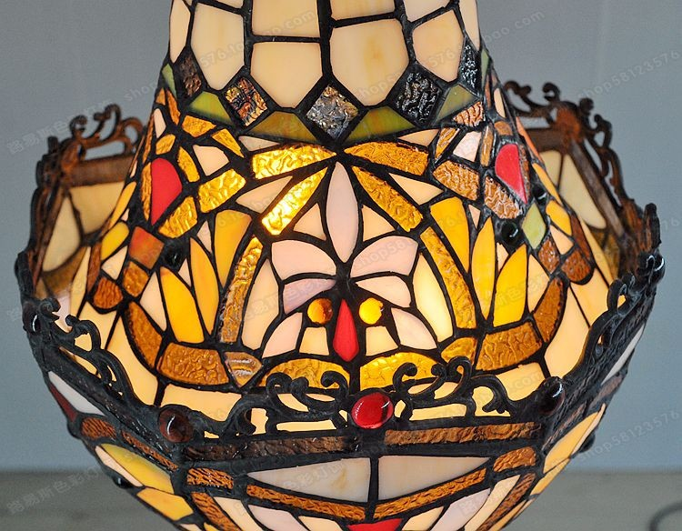 Tiffany Lampen Outlet : Amerikanischen kristall factory outlets tiffany glas kronleuchter