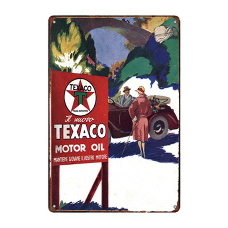 Plaque Metal Vintage Tin Sign Shabby Chic Retro Plate For Wall Pub Cafe Home Art Decor Iron Poster Cuadros A 3507 in Plaques Signs from Home Garden
