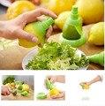 Lemon pulverizador zumo de fruta exprimidor manual de aire fresco botella de spray verde