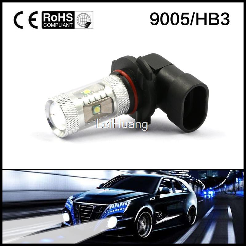 9005 High Power 30W LED Fog Driving Light Bulbs HB3 White