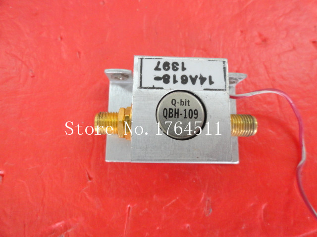 [BELLA] The Supply Of Q-bit QBH-109 Amplifier SMA