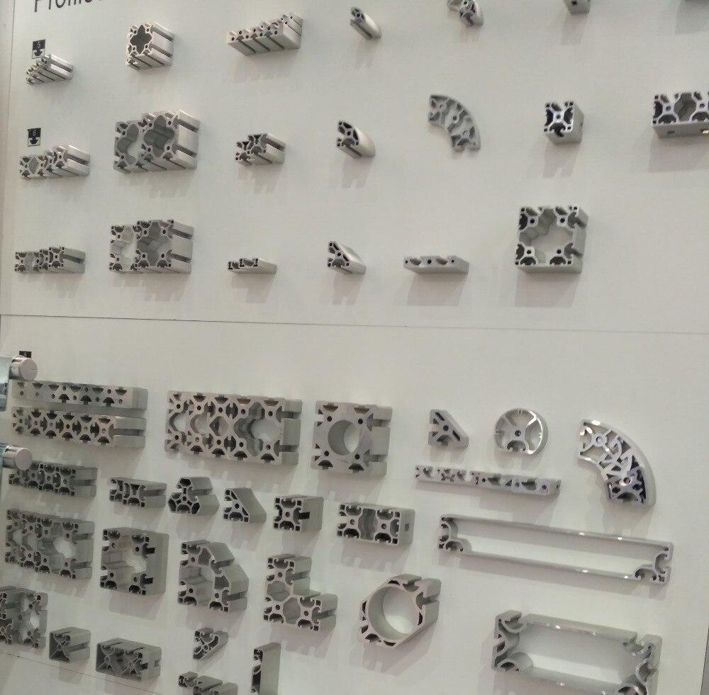 European Standard 4545W T-Slot Aluminum Profiles Extrusion Frame