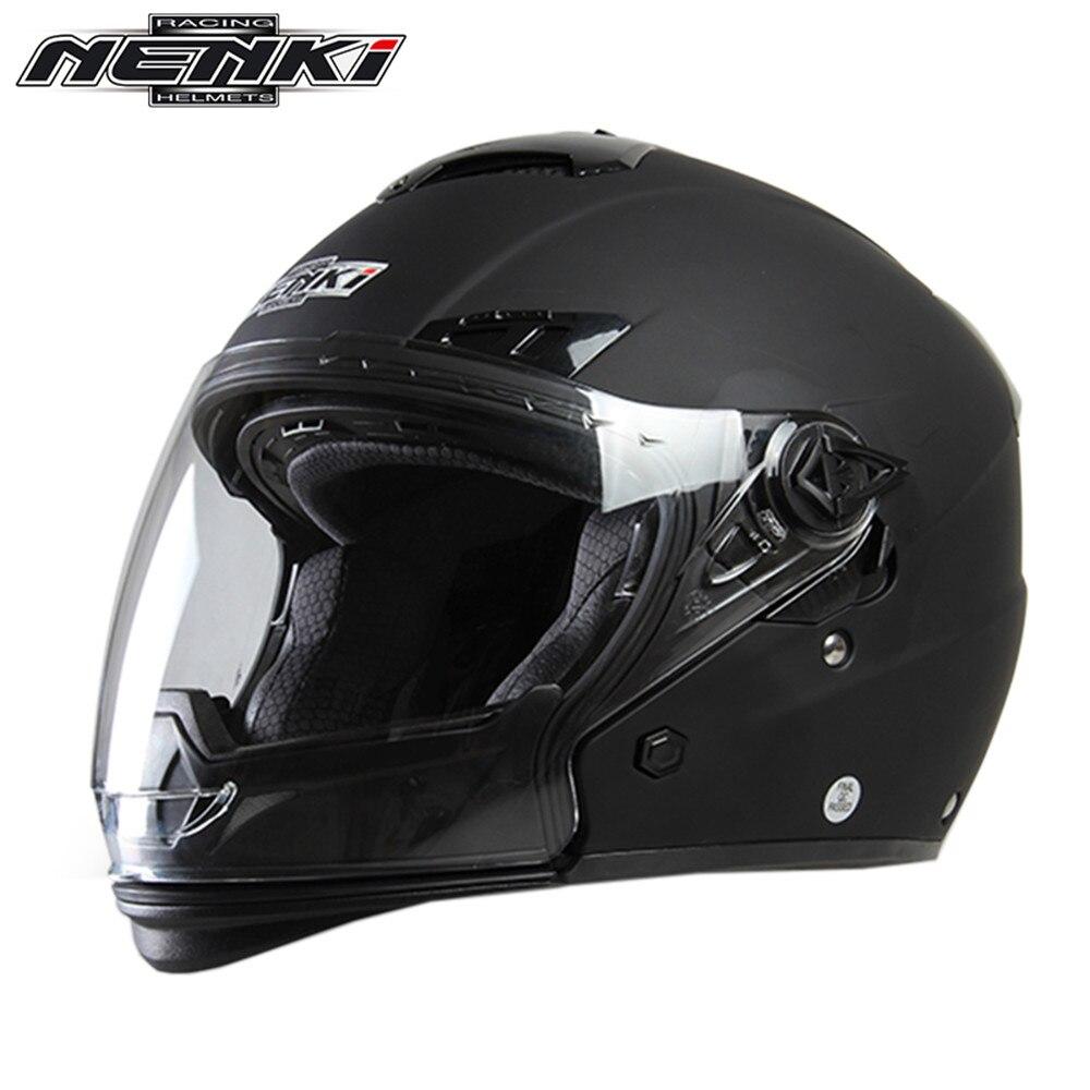 nenki modular open full face motorcycle helme capacete da motocicleta cascos moto casque kask. Black Bedroom Furniture Sets. Home Design Ideas