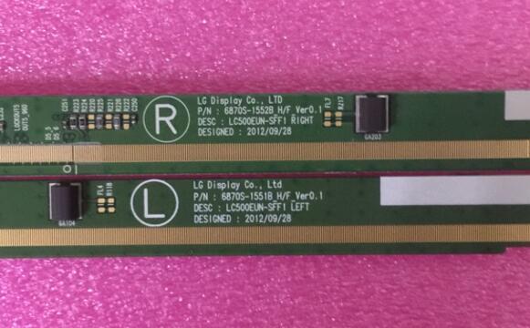 6870S-1551B 6870S-1552B LCD Panel PCB Part A Pair 6870s 0535a 6870s 0534a lcd panel pcb part a pair