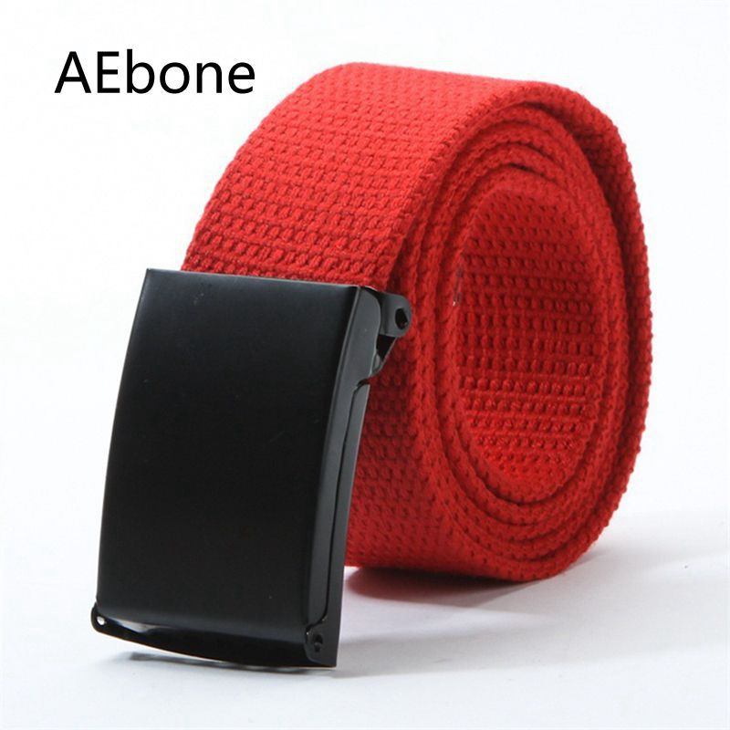Apparel Accessories Bright Aebone Western Cowboy Belt For Girl Kemer Boy Belt Strap For Jeans Canvas Belt Outdoor Yb003 Ture 100% Guarantee