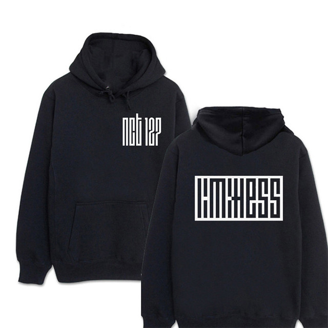 NCT 127 Limitless Hoodie (3 colors available)