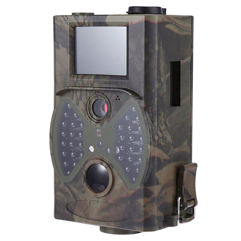 HC-300A caza al aire libre Cámara MMS 12MP 1080 p foto trampas visión nocturna fauna trampa Cámara del rastro de la caza infrarroja dispositivo