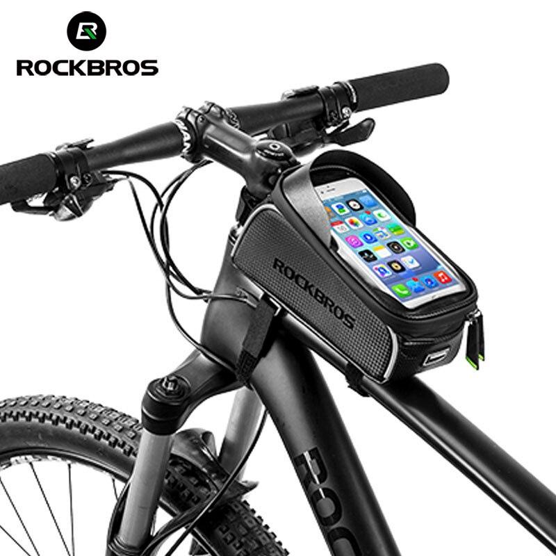 ROCKBROS Radfahren MTB Bike Fahrrad Tasche 6