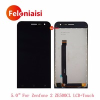 For ASUS Zenfone 2 ZE550KL ZE500CL ZE500KL ZE550ML ZE551ML ZE551KL Lcd Display Touch Screen Digitizer Panel