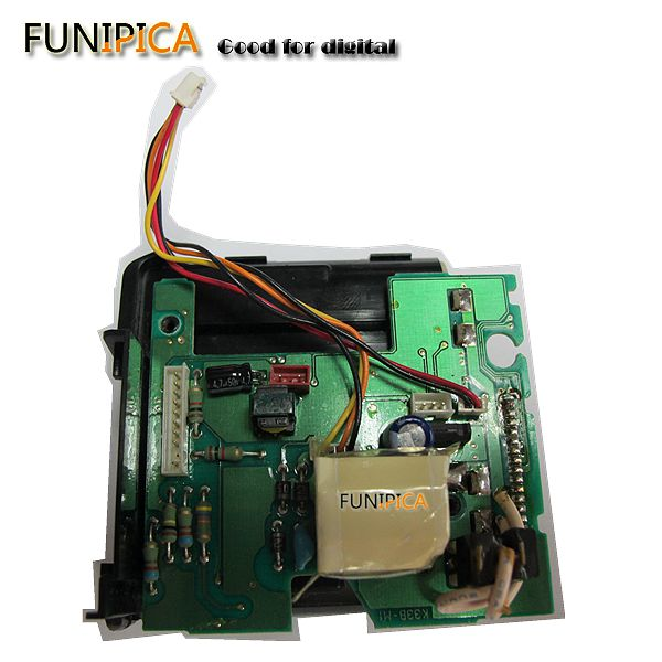 camera repair part 550EX flash light powerboard for canonn 550EX power board with battery box Accessories