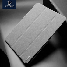 For Apple iPad 9.7 2018 Flip Case Cover DUX DUCIS Samrt PU Leather Case For iPad 2017 A1822 A1823 Tablet Case With Pencil Holder