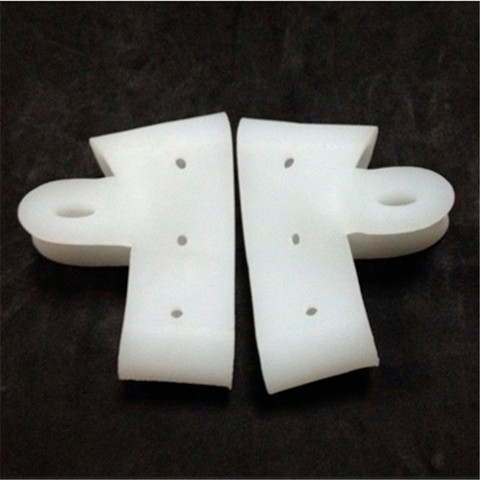 Hot Sale 1Pair Relief Health Care Products Silicone Gel Toe hallux valgus Separators Straighteners Bunion Islamabad