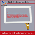 "White or black New Capacitive touch screen panel For 10.1"" MPMAN MPQC1010 MPQC 1010 Tablet Digitizer Glass Sensor Free Shipping"