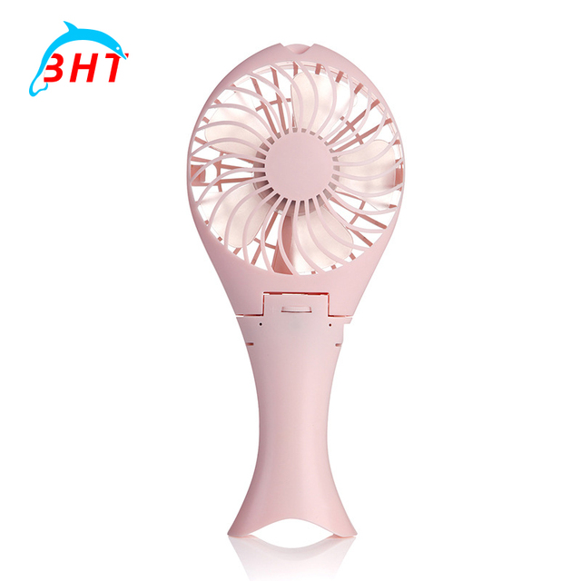 Portable Mini Home Air Conditioner Rechargeable USB Cooling Fan Handheld  Micro Tabletop Floor Electric Battery Fan