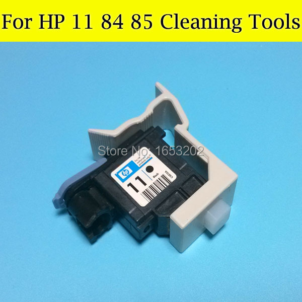 HOT!! Printhead Cleaning Kit Inkjet Cleaner For HP 11 84 85 Refill ink tools For HP 100/110/111/500/510/800/813/850/130 Printer