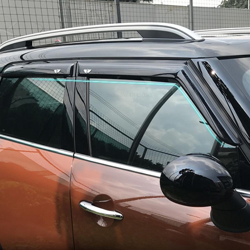 Deflector de Vento Toldo Guarda Ventilação cobertura sombra 4 Pcs
