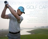 Cotton Sunscreen Caps PGM Golf Hat Comfortable Breathable Hats Solid Sport Peaked Cap 3 Colors Hot Selling,Free shipping
