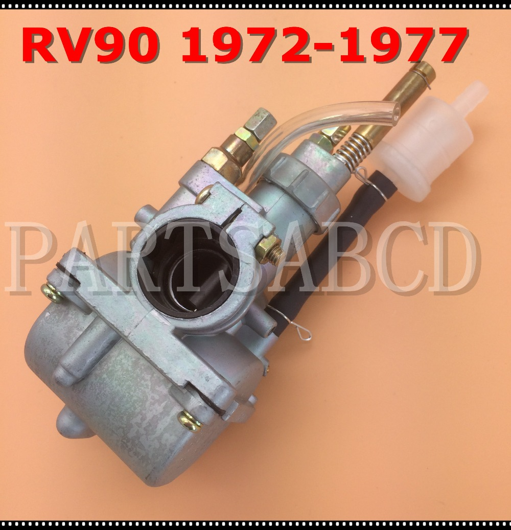 NEW CARBURETOR FOR SUZUKI RV90 RV 90 1972-1977 CARB MOTORCYCLE(China)