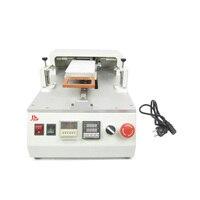 Полуавтоматическая Розничная продажа, светодиодный из тисненой жести машина LY 948 v.2 отделяя Встроенный вакуумный насос для 7 дюймов Экран