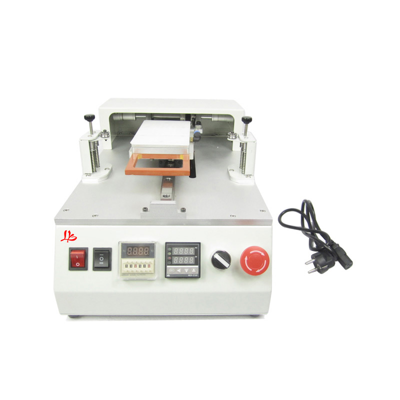 Semi automatic Retail LCD Touch Screen Repair Machine LY 948 v.2 separating machine built-in Vacuum pump for 7 inches screen 10 4 inches touch screen lq104v1dg52 51 v 1 v 0 amt 9509 handwriting screen 225 173