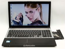 8 Г + 1 ТБ 15.6 дюйма Quad Core Быстрый Серфинг Windows 7/8. 1 Ноутбук Ноутбук Компьютер с DVD ROM для школы, дома или офиса