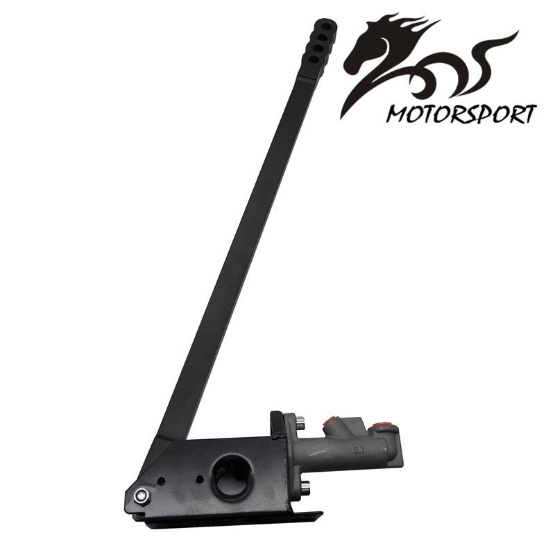 High Quality Auto NEW Long Handle Handbrake Drift Drifting 630mm Vertical Hydraulic 1 set 150mm brand new jdm drifting hydraulic handbrake samurai sword handle red black