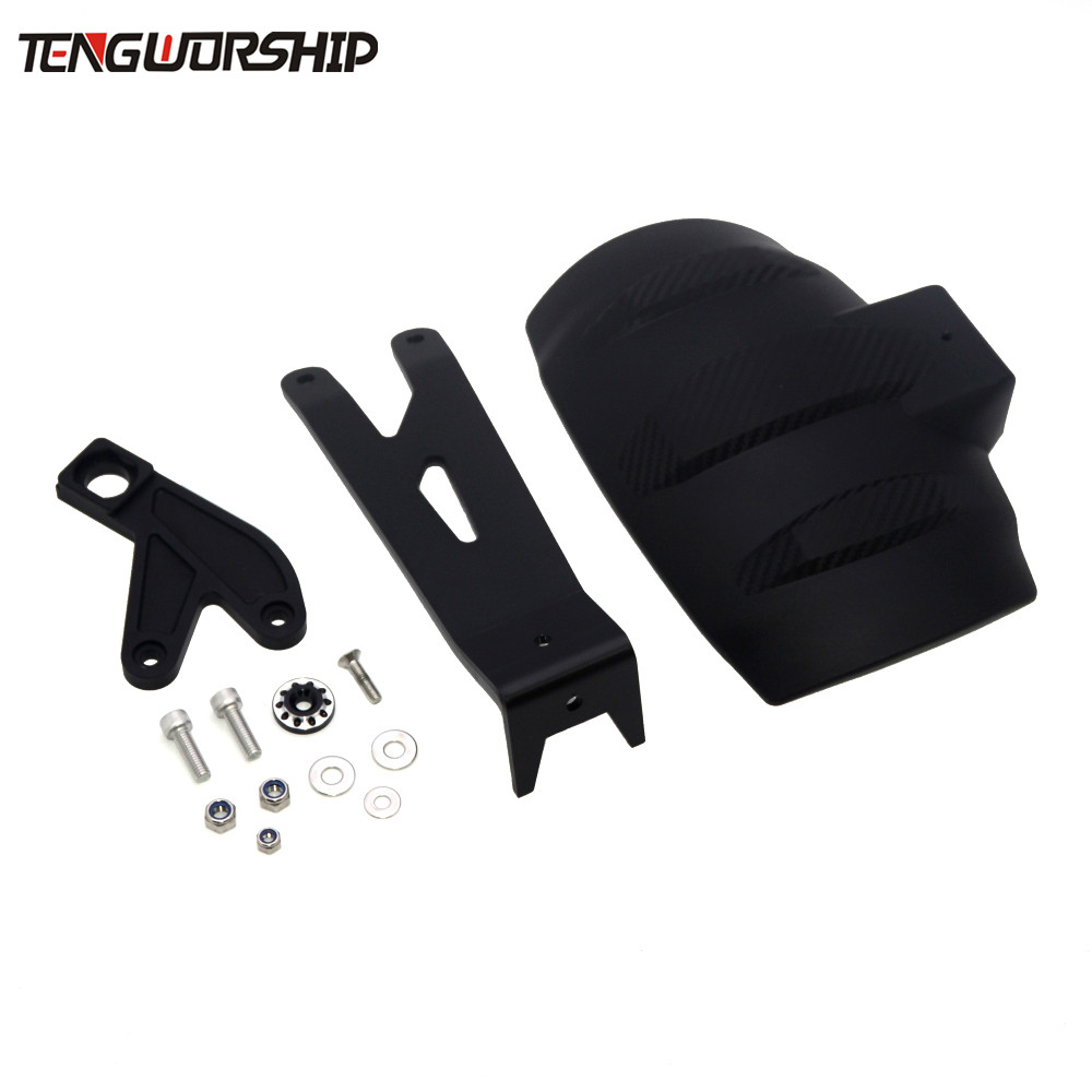 Motorcycle Accessories Rear Fender Bracket Motorbike Mudguard For <font><b>BMW</b></font> G310GS G310R G310 GS G310 R <font><b>G</b></font> 310GS <font><b>G</b></font> <font><b>310R</b></font> image