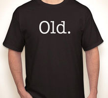 30th 40th 50th 60th 70th Gag Over The Hill Happy Birthday T Shirt S 5XL 100