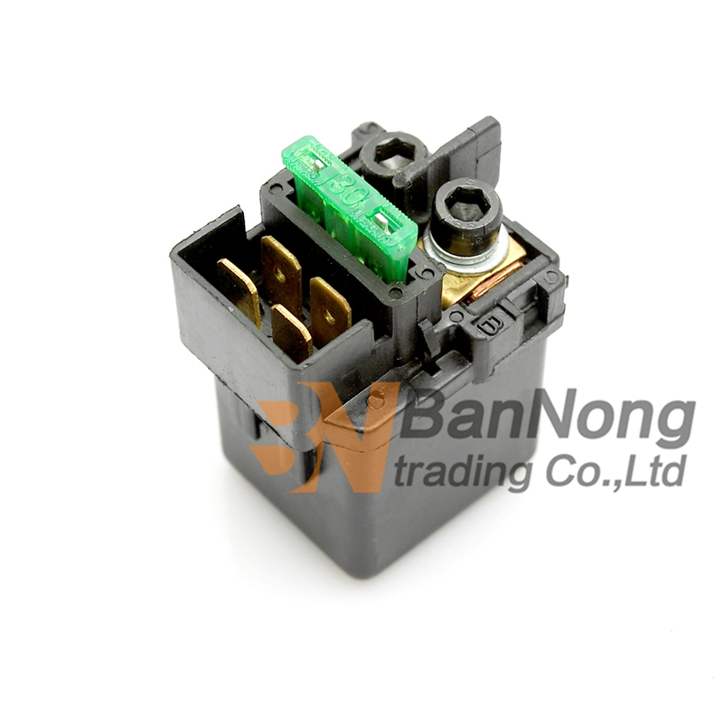 Motorcycle Electric Starter Motor Relay Starter Relay