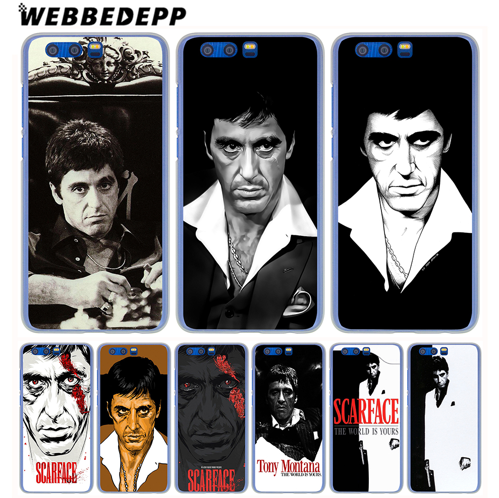 MaiYaCa Scarface Tony Montana Phone Cases For iPhone 6 6s ... |Scarface Phone Case
