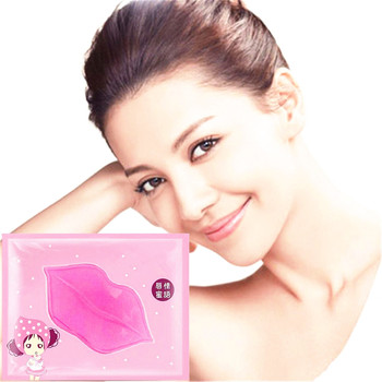 Love Thanks Gold Collagen Honey Moisturizing Lip Masks Colorless Refine repair wrinkles image