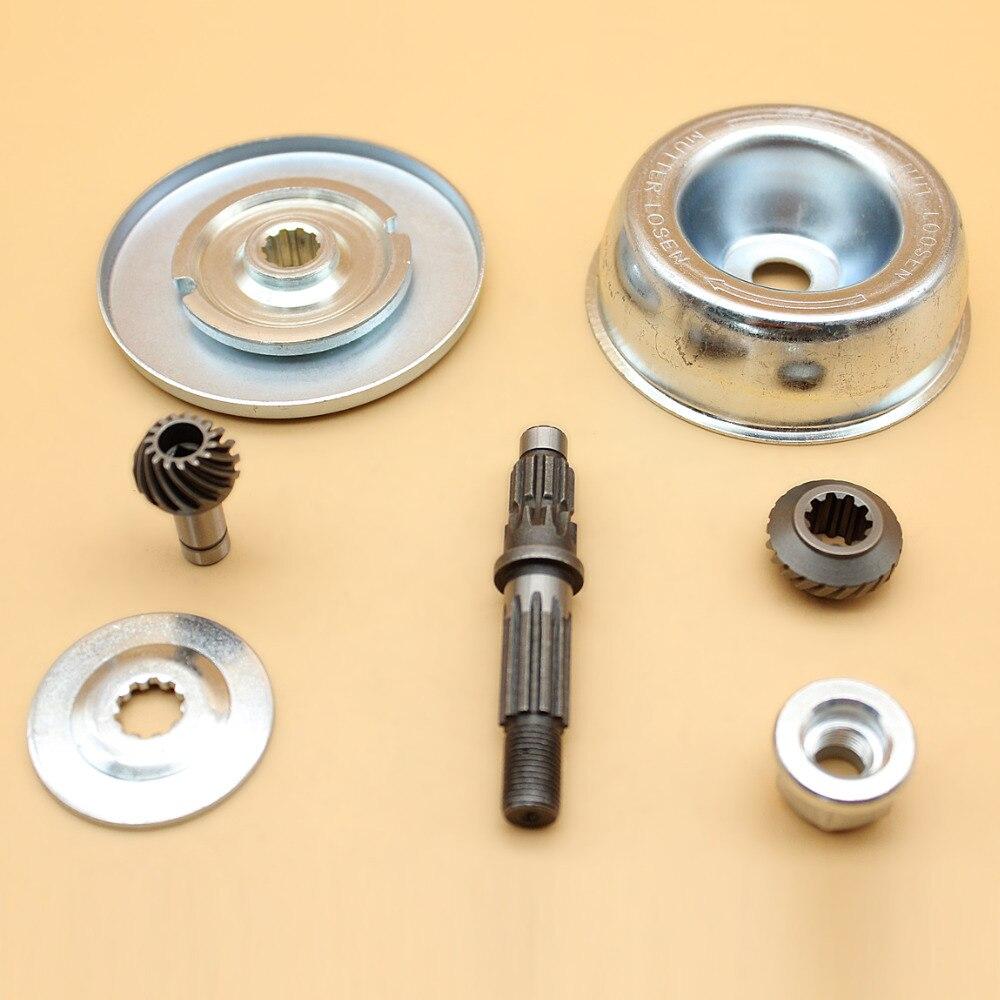 Gear Box Working Head Drive Shaft Kit For STIHL FS85 FS90 FS100 FS120 FS120R FS200 FS200R FS250 FS250R Trimmer Brushcutter