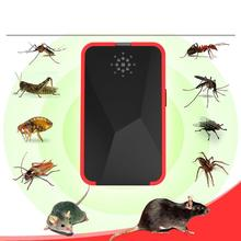 Household Multifunctional Ultrasonic Electronic repelent Mosquito Repellent Fly Mouse Pest Repeller Pest Control цены