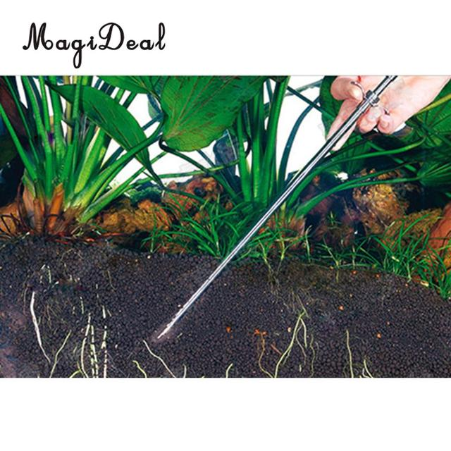 Magideal Garden Aquarium Fish Tank Plants Fertilizer Injector Fertiliser Drill Gr Pant Food Deep Licator