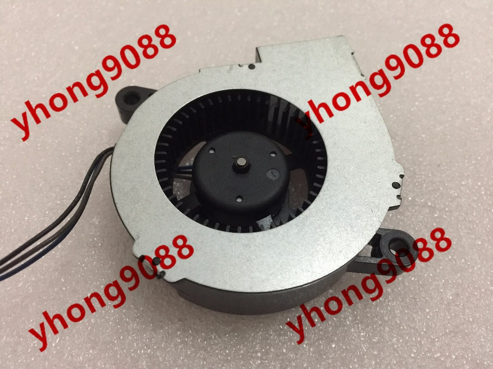 Emacro SF61BHH12-01A DC 12V 230mA 3-wire Server Projector Fan free shipping emacro sf7020h12 61as dc 12v 250ma 3 wire 3 pin connector 65mm6 server cooling blower fan