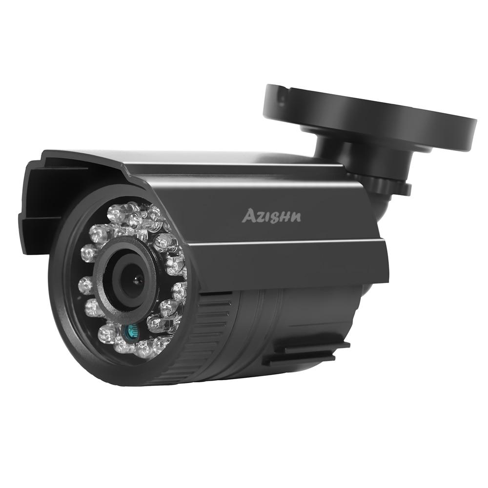 HTB1FQmJN6TpK1RjSZKPq6y3UpXa0 AZISHN CCTV Camera 800TVL/1000TVL IR Cut Filter 24 Hour Day/Night Vision Video Outdoor Waterproof IR Bullet Surveillance Camera