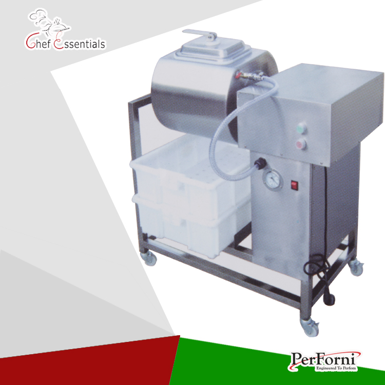 PKJG YA908marinating machine chicken marinating machine vacuum tumbler marinator vacumme meat tumbler