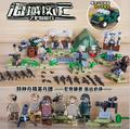 Lepin Military Modern Combat World War 2 Amy Soldiers Expeditionary Force Building Blocks Best Children Gift Toys