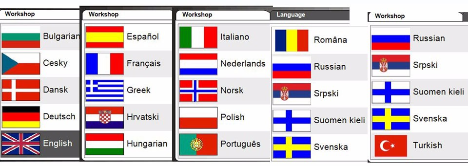 Support language