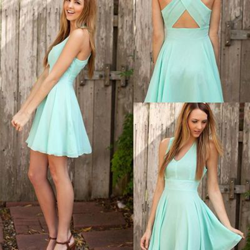 Simple Homecoming Dresses Promotion-Shop for Promotional Simple ...