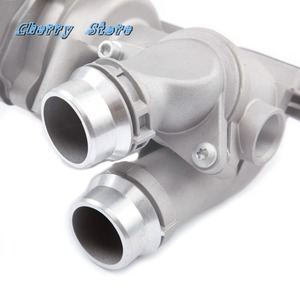 Image 5 - NEW 06H 121 026 DD Aluminum Water Pump Upgrade For Audi A4 A6 Q3 Q5 VW Passat Golf Jetta Tiguan Seat Skoda 2.0TFSI 06H121026CQ