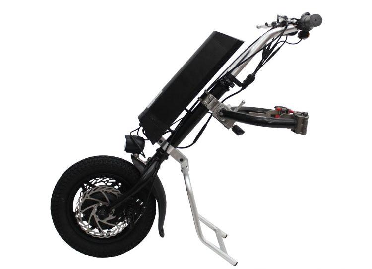Kit de Conversion de fauteuil roulant pliant électrique Conhismotor 36 V 250 W sans frais de l'ue