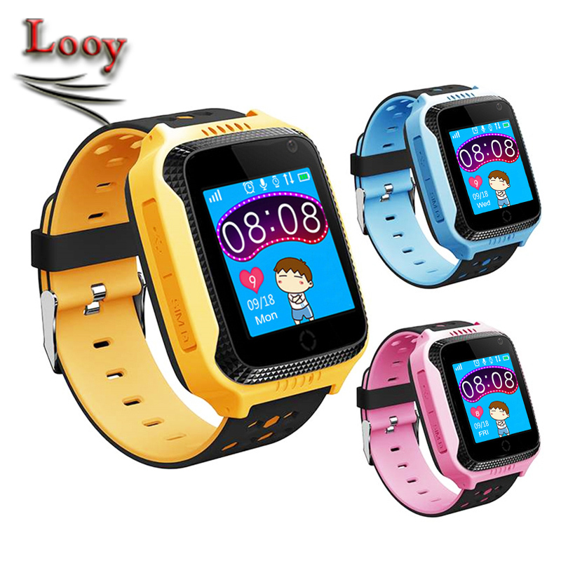 Original Q528 Smart Watch For kids with Camera Flashlight for Apple Android Phone Smartwatch Smart Electronics PK Q90 Q730