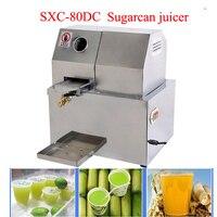 Aço inoxidável multi-purpose máquina de suco extrator de suco de cana de Açúcar de cana de açúcar comercial espremedor de Cana Juicer 500w 1pc