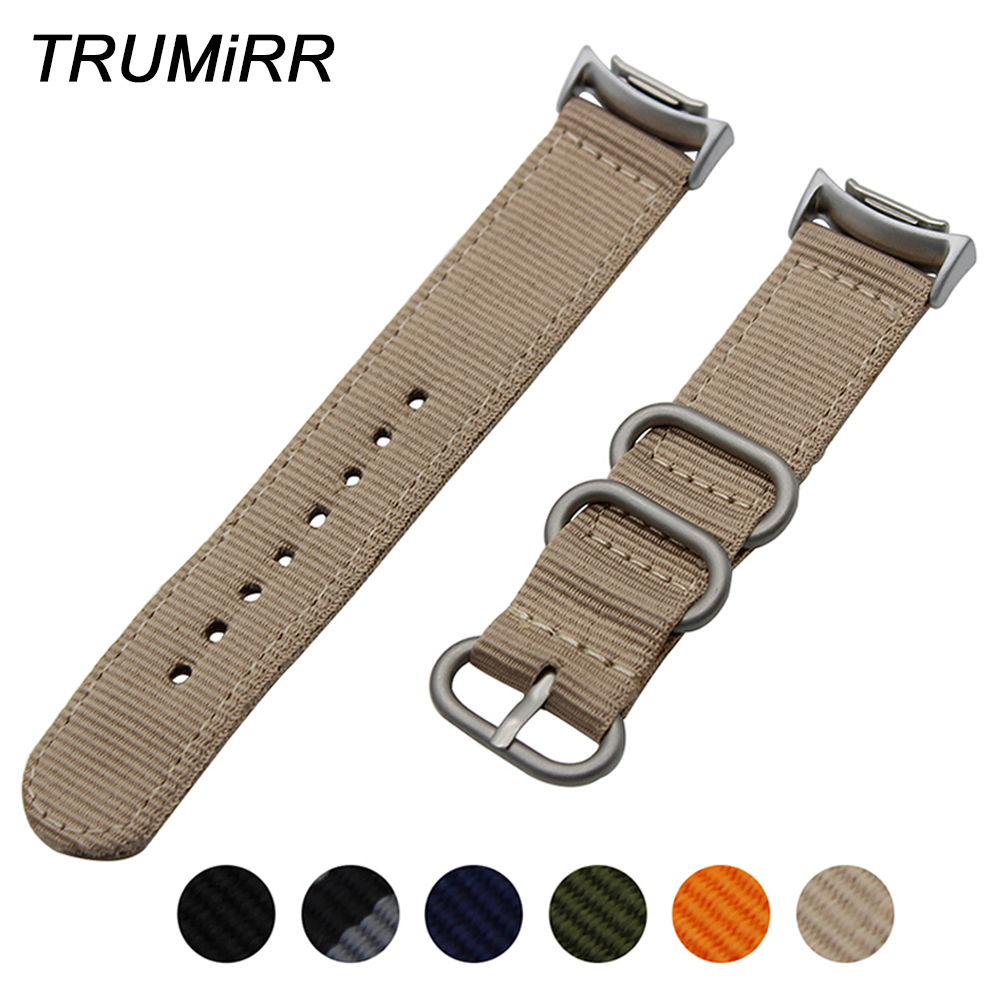 Nylon Watchband with Adapters for Samsung Gear S2 SM-R720 / R730 Watch Band Zulu Fabric Strap Wrist Belt Bracelet Black BrownNylon Watchband with Adapters for Samsung Gear S2 SM-R720 / R730 Watch Band Zulu Fabric Strap Wrist Belt Bracelet Black Brown