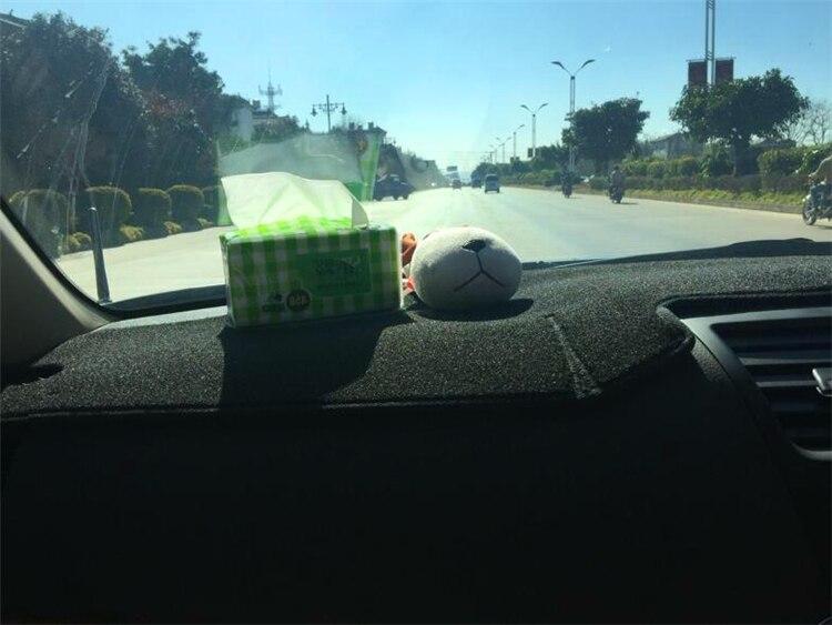 Dashmats Car-Styling accesorios cubierta del salpicadero para toyota - Accesorios de interior de coche - foto 3
