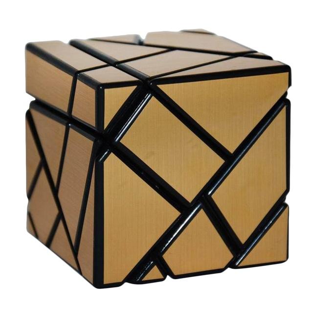 3x3x3 Fantasma Mágica Cubo Cubos de Velocidad Puzzle Rompecabezas Juguetes Educativos para Niños de Los Niños