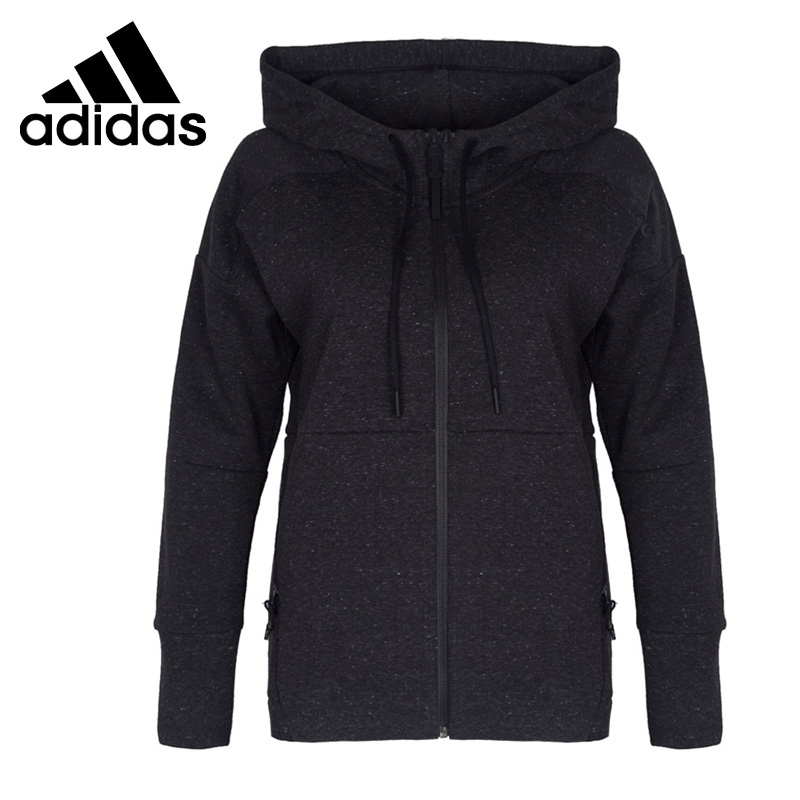 Original New Arrival 2017 Adidas Stadium Women's  jacket Hooded Sportswear original new arrival official adidas neo men s windproof jacket hooded sportswear
