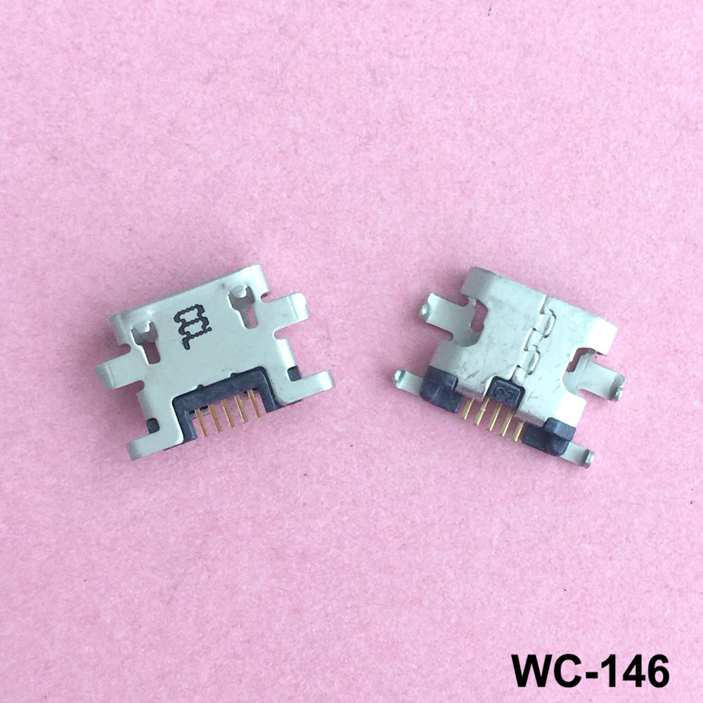 10pcs/lot Replacement For Amazon Kindle Paperwhite Micro USB DC Charging Socket Port Connector